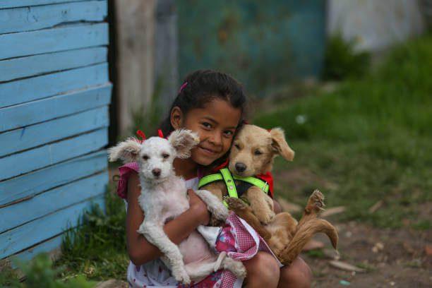 NIÑAS Y JÓVENES VENEZOLANAS migrantes sin estudio y con hambre