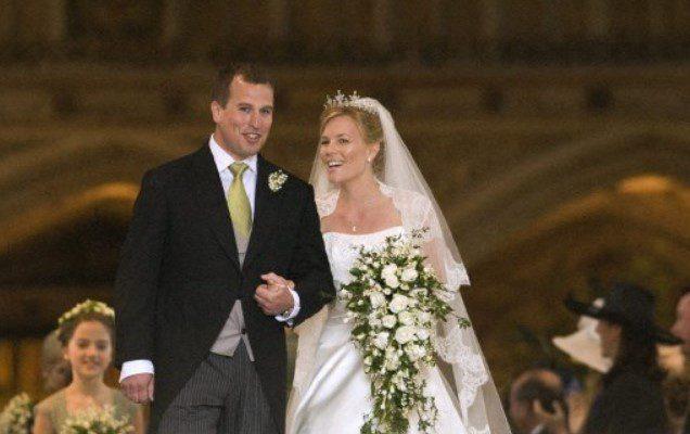 Otra pena para Isabel II: Se divorcia su nieto Peter