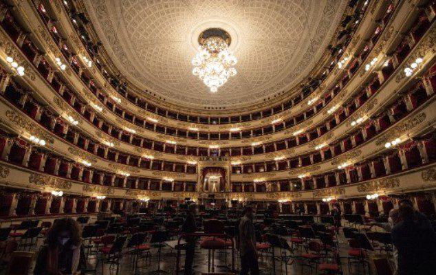 Scala de Milán hará conciertos gratuitos al aire libre