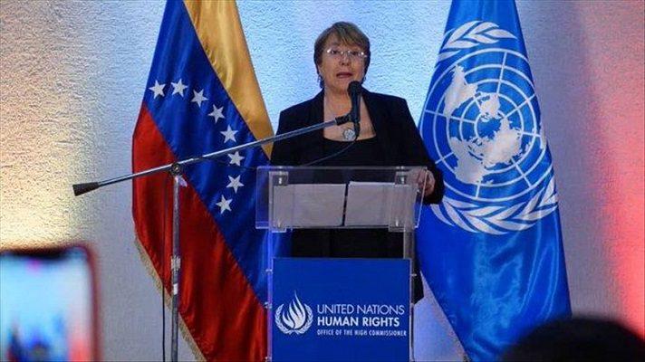El Estado venezolano comete un crimen al discriminar políticamente a los venezolanos para la aplicación de las vacunas anticovid. La denuncia la hicieron unas 40 ONG que pidieron la intervención de la alta comisionada de la la ONU para los DD.HH Michelle Bachelet.