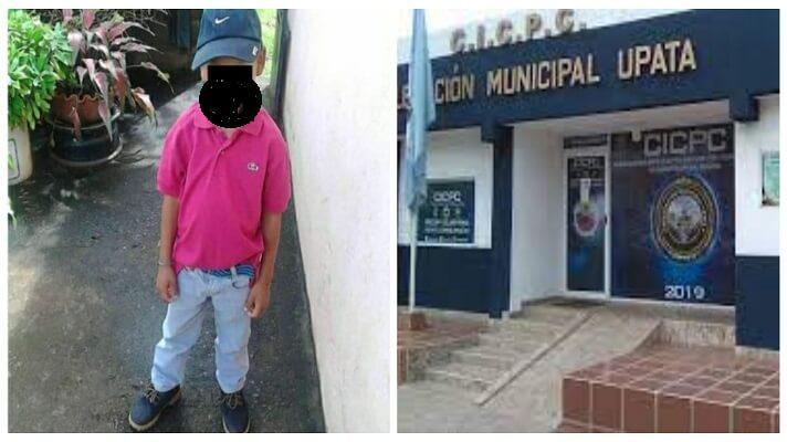 Los habitantes de Upata, en el estado Bolívar están asqueados. Las autoridades policiales de la entidad lograron esclarecer el asesinato de Wilmer José Rivas Herrera, de 5 años. Al niño lo degollaron en el baño de su casa y descubrieron que lo hizo el amante de su mamá, con el consentimiento de esta.