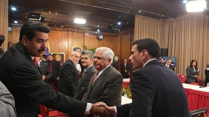El exgobernador de Miranda, Henrique Capriles, asegura que Nicolás Maduro tiene una estrategia para que la oposición no participe en las elecciones regionales.
