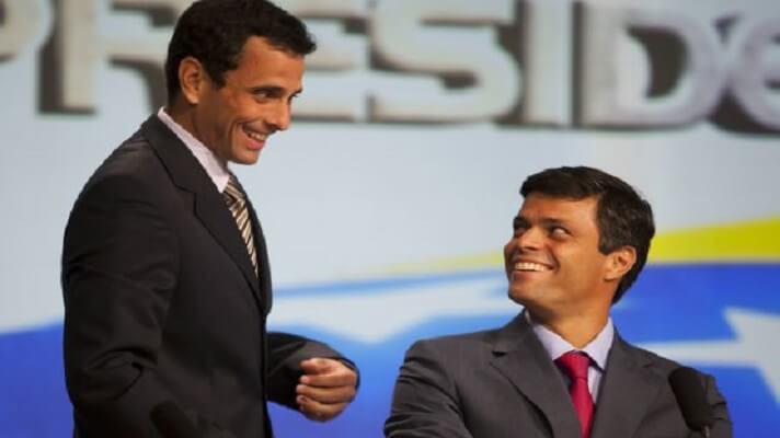 El dirigente opositor Leopoldo López, reaccionó a la petición que le hizo Nicolás Maduro a Henrique Capriles, para que participe en las elecciones del 21 de noviembre.