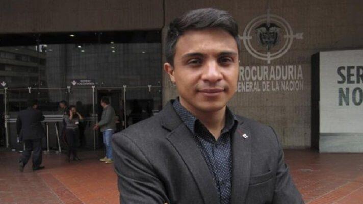El Consejo de Estado de Colombia, admitió la demanda presetada por el expreso polótico, Lorent Saleh, contra la administración del expresidente Juan Manuel Santos.