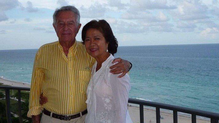 La Policía del condado de Miami-Dade reportó el hallazgo del cadáver de Claudio Bonnefoy, junto a su esposa, María Obias-Bonnefoy. Además de otras dos víctimas del Champlaun Towers, en Surfside.
