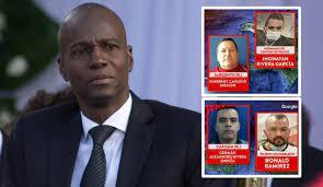 Los posibles responsables del asesinato de presidente de Haití
