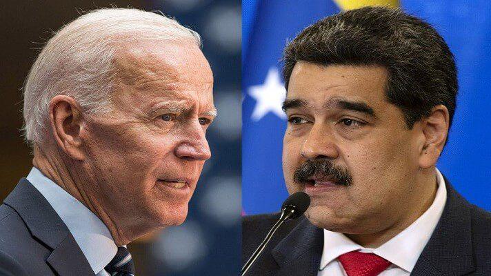 Estados Unidos apoya una salida negociada a la crisis política en Venezuela que conduzca a elecciones libres. Pero para esto Nicolás debe levantar antes el veto a partidos políticos y dirigentes opositores.
