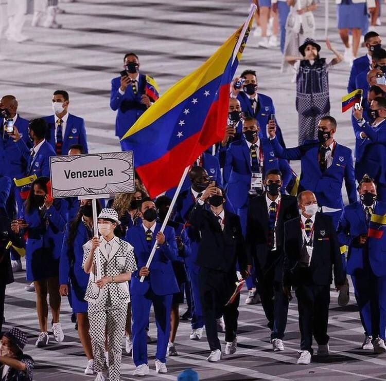 Venezuela está presente en Tokio con 43 deportistas que representan la dignidad de un país cuyos escenarios deportivos derruidos ayudaron en lo que pudieron en su entrenamiento