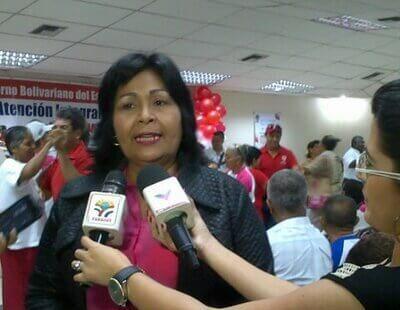 Haydee Huérfano no es bienvenida en Colombia. No la dejaron ingresar a Colombia