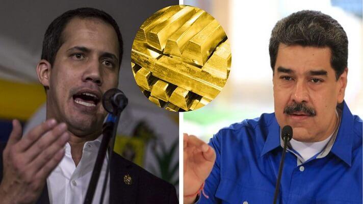 ¿GUAIDÓ O MADURO? Corte Suprema Británica decidirá quién se queda con el oro de Venezuela que está en Londres
