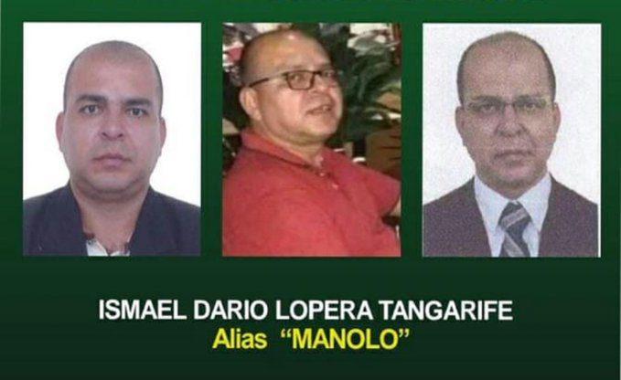 Polilicía revela cartel con rostro y recompensa de alias 'Manolo'