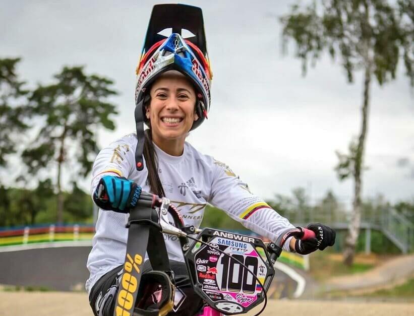 Mariana Pajón busca su tercera medalla de oro en unos Juegos Olímpicos