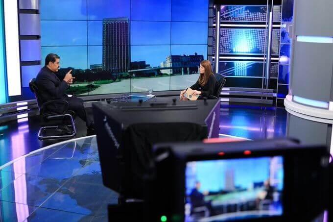 Nicolás Maduro en Tlesur habla de comienzo de negociaciones con la oposición en agosto en México