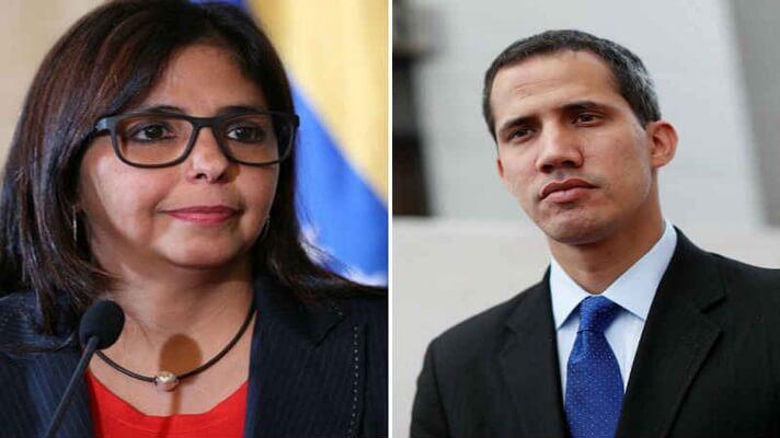 La visita a Cuba, por parte la vicepresidenta de Nicolás Maduro, Delcy Rodríguez, causó indignación entre los opositores en Venezuela. Creen que el hecho demuestra cómo