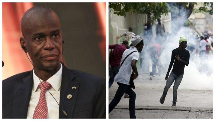 Jovenel Moïse, de 53 años, llevaba en la presidencia de Haití desde febrero de 2017, cuando reemplazó a Michel Martelly.