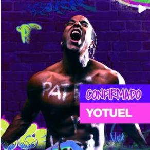 Yotuel es uno de los confirmados en Premios Juventud. Foto Instagram