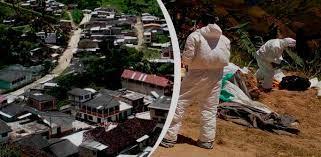 masacre entre Balboa y Argelia, Cauca, deja tres muertos