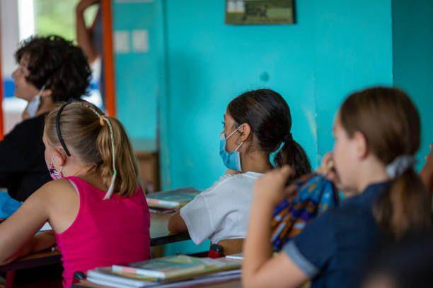 Presencialidad en colegios y universidades colombianas