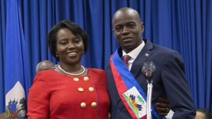 primera-dama-de-haiti-martine-moise-sigue-viva
