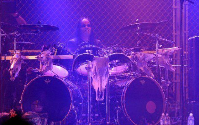 Muere el baterista del grupo de heavy metal Slipknot