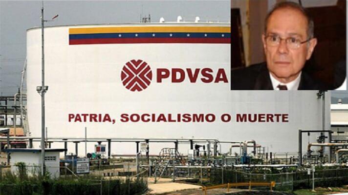 La red de exviceministros del Gobierno de Hugo Chávez, investigada por cobrar comisiones a empresas a cambio de adjudicaciones de Pdvsa, sigue dando de qué hablar. Esta vez se trata del exdirector financiero de la petrolera, entre 2005 y 2011, Eudomario Carruyo.