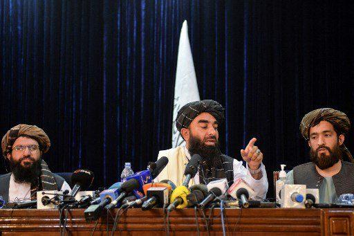 De los talibanes