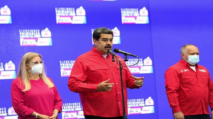 Nicolás Maduro aseguró este domingo que el diálogo con el sector opositor que encabeza Juan Guaidó