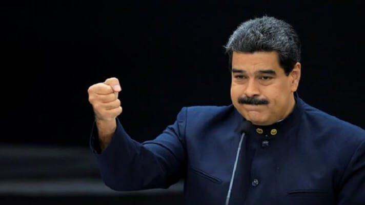 Nicolás Maduro ha usado las sanciones impuestas por Estados Unidos, Europa y otros países para