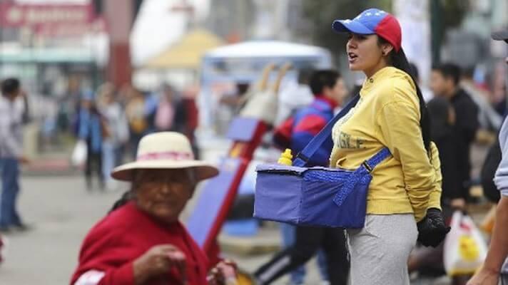 Actualmente, Perú alberga más de un millón demigrantes venezolanos. Ese país se ha convertido en el segundo destino que recibe a la mayor cantidad de ellos en el mundo. Esto, de acuerdo a datos oficiales delAlto Comisionado de las Naciones Unidas para los Refugiados(Acnur) y laOrganización Internacional para las Migraciones(OIM).