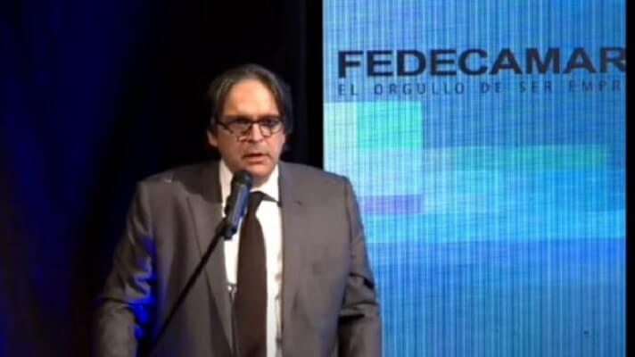 La Federación de Cámaras y Asociaciones de Comercio y Producción de Venezuela (Fedecámaras) apoya el diálogo que comenzó en México desde 13 de agosto