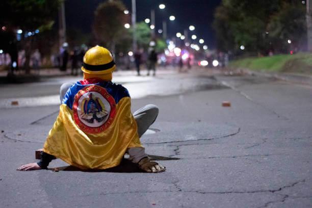 Marchas el 26 de agosto en Colombia en el marco del paro nacional