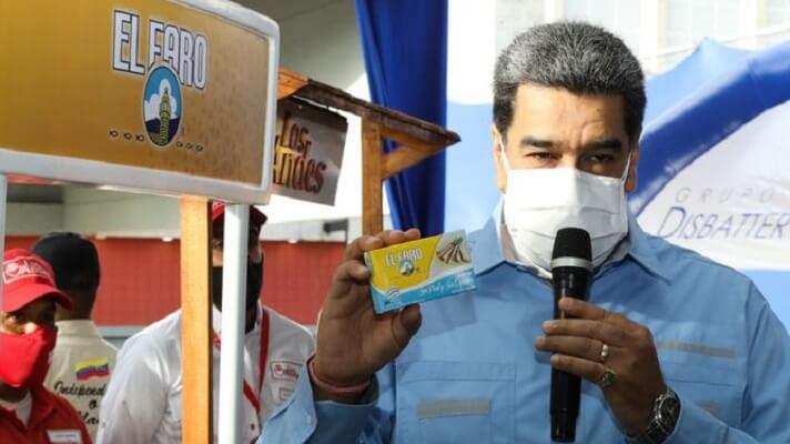 Nicolás Maduro anunció que su administración
