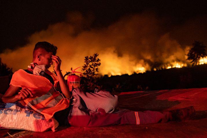 Incendios en Europa y América arrasan con todo a su paso. Varios de ellos considerados los más fuertes de la historia