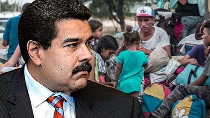 La oposición que lidera Juan Guaidó acusó a Nicolás Maduro de tener un
