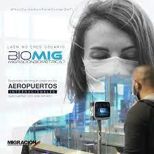 Registro Biométrico para identidad de migrantes venezolanos