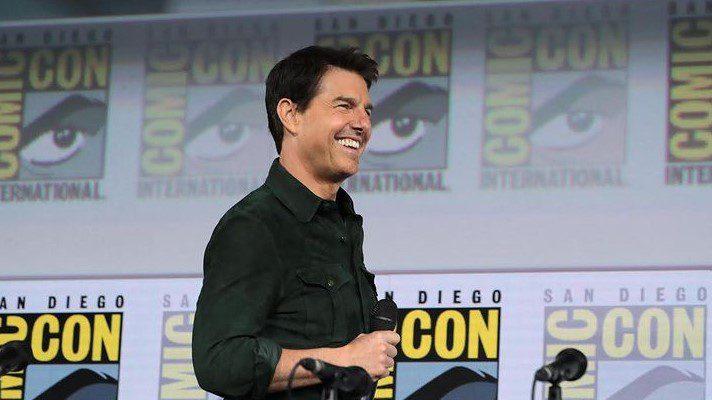 Tom Cruise es víctima del hampa en Inglaterra