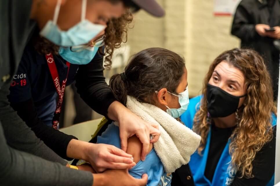 Vacunación a Venezolanos es un reconocimiento al derecho de los migrantes a ser inmunizados