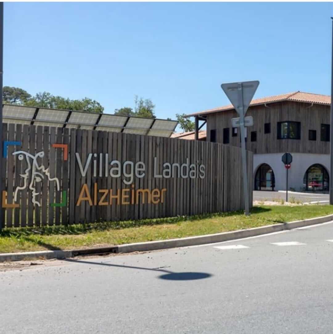 Village Landais Alzheimer, un pueblo para brindar calidad de vida en la demencia para quienes desarrollan Alzheimer