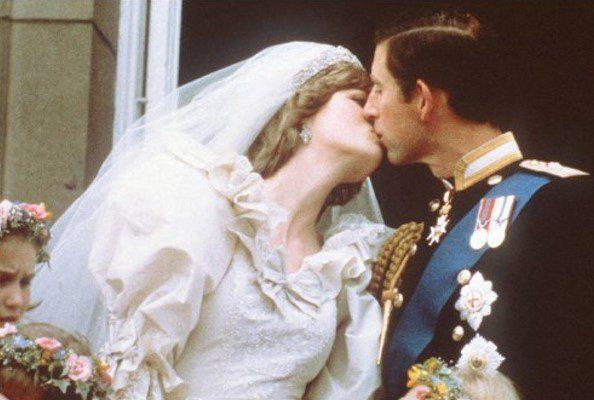 Pagan un realero por trozo de pastel de bodas de Carlos y Diana