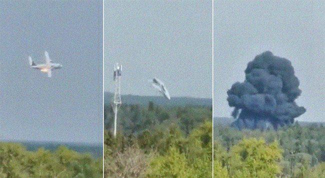 Se estrella cerca de Moscú un prototipo del nuevo avión ruso Il-112V con 3 tripulantes