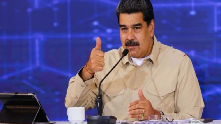 Nicolás Maduro es el mandatario de Latinoamérica que recibe menos aprobación, según la encuestadora Ipsos. El estudio se completó en julio y se hizo en toda la región.
