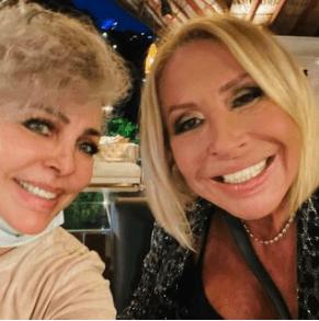 Laura Bozzo es amiga de muchas figuras de la TV mexicana. Foto Instagram