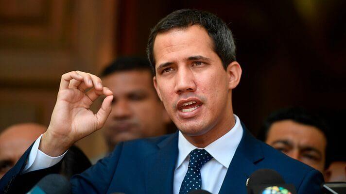 Para el dirigente opositor, Juan Guaidó, el diálogo en México tiene la importancia de que de allí