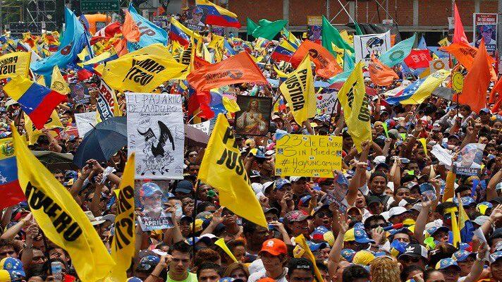 La encuestadora Datincorp Venezuela publicó un sondeo de opinión este 7 de agosto, en el cual se revela la crisis política que afecta al país.