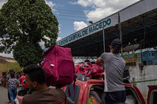 Se amplía plazo para que migrantes venezolanos en Brasil puedan ser reconocido como refugiados