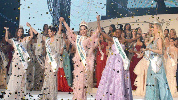 Cancelan el concurso Miss International 2021