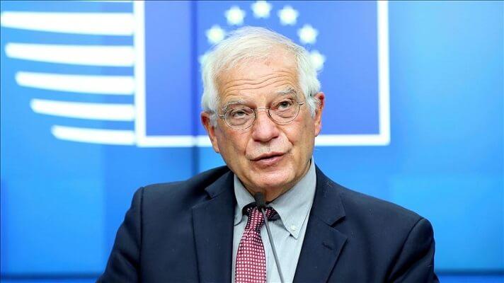 El jefe de la diplomacia europea, JosepBorrell, consideró