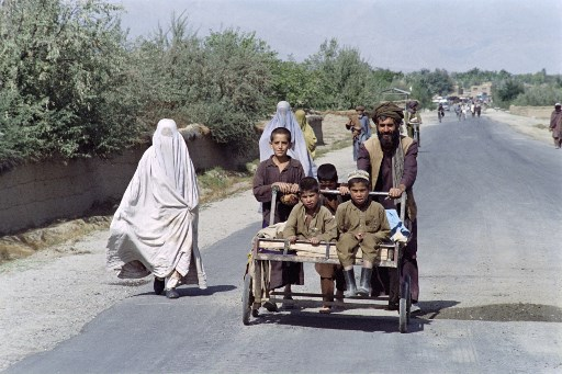 gobierno talibán