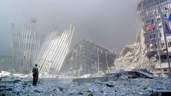 El 11 de septiembre de 2001 partió en dos la historia de los Estados Unidos y también del mundo, tras los atentados terroristas contra las Torres Gemelas y el Pentágono.