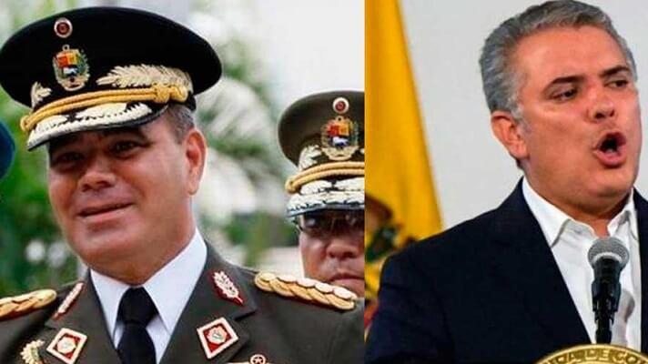 El comentario y advertencia del presidente de Colombia Iván Duque, sobre los primeros acuerdos entre el oficialismo y la oposición en México, no le cayó nada bien a Vladimir Padrino López.